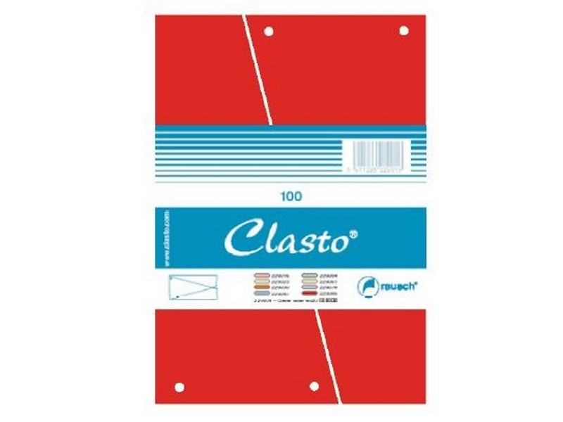100 CLASTO FLASH ROUGE (INTERC.TRAPEZE)