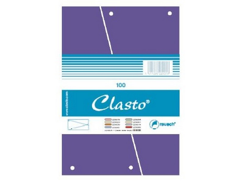 100 CLASTO FLASH VIOLET (INTERC.TRAPEZE)