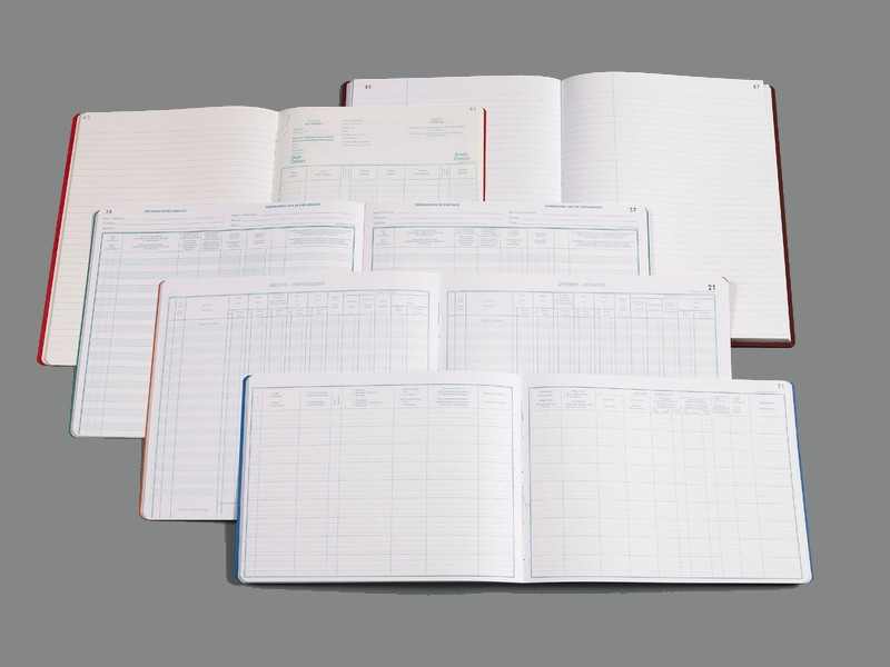 BOOKLET 32X25 80 PAGES
